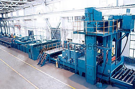 长钢轧钢厂四车间小改造月省费用数千元